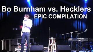 Bo Burnham vs Hecklers | EPIC COMPILATION