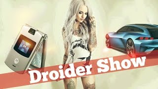 Google Pixel 2 и Razr v3 возвращается | Droider Show #281