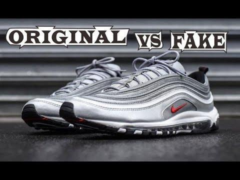 Nike Air Max 97 OG Silver Original & Fake