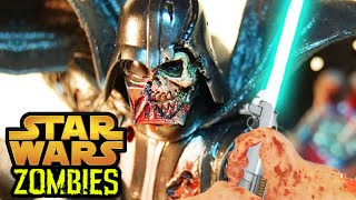 STAR WARS ZOMBIES: THE CRAZIEST CALL OF DUTY ZOMBIES MAP EVER.