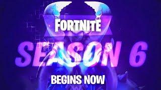 FORTNITE SEASON 6 TRAILER COUNTDOWN! (Fortnite Battle Royale Season 6 Trailer Fan Made)