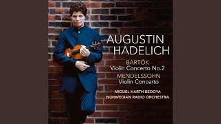 Violin Concerto in E Minor, Op. 64: III. Allegro non troppo – Allegro molto vivace