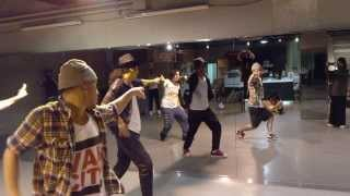 Choreography【spend the night ~donell jones~】@Boo (hiroki kokubu)