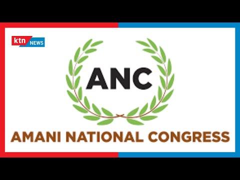 """Baadhi ya vingozi wa ANC wamsuta naibu rais William Ruto kuhusu mpangilio wake wa """"Bottom-up"""""""