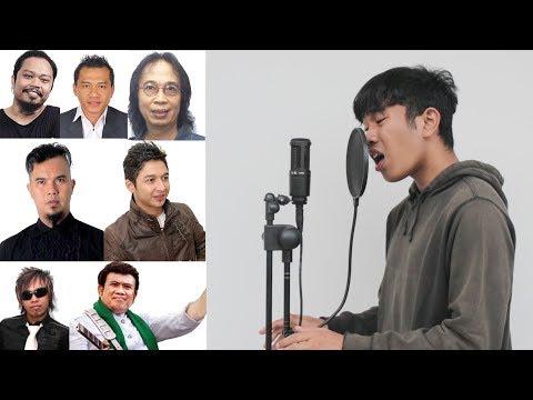 Download Menirukan 18 Suara Penyanyi Indonesia (Part 2) HD Video
