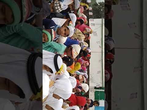 Madarsa jamiatulhira safdarganj 26 January 2019 par shayar hafiz mohd abu Ubaida