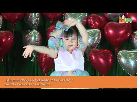 Nhảy& Catwalk: Baby Girl - Đặng Gia Linh - Simba 1