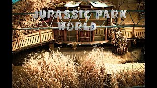 Lost Place: Jurassic Park World