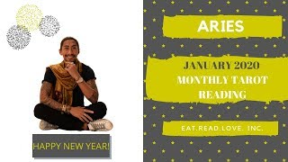 """ARIES - """"LET'S TALK ABOUT THIS CONNECTION"""" JANUARY 2020 MONTHLY TAROT READING"""