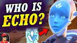 Overwatch - Everything We Know about Echo (New Hero)