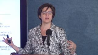 Artificial Intelligence: The Economic and Policy Implications - Keynote by Susan Athey