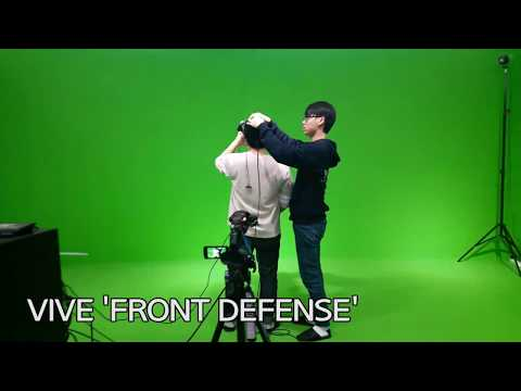 FRONT DEFENSE (부산 VRAR융봅합센터)