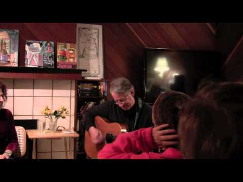 Neal Phillips sings The Starbucks of County Down (lyrics-N. Phillips/G. Trafidlo/J. Seay)