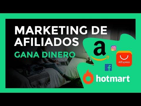 marketing De Afiliados cómo Funciona Y Cómo Ganar Dinero Con La Afiliación | Amazon, - Youtube…
