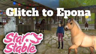 SSO GLITCH TO EPONA  - Go to any locked area in sso! - (PATCHED)
