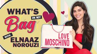 What's In My Bag With Elnaaz Norouzi | Bag Secrets Revealed | Sacred Games 2