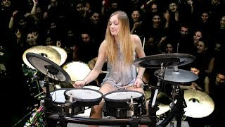 System Of A Down – Chop Suey! / Mia Morris 13-years old / Nashville Drummer, Musician, Songwriter