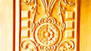 Main door carving design wood carving tesla