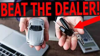 Top 6 Ways To Beat A Car Dealer