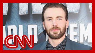Captain America Actor Chris Evans Launches Political Website