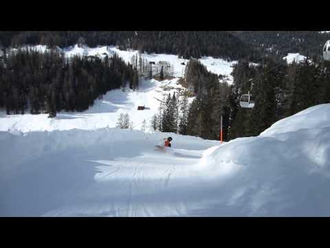 Davos Schlittenfahren