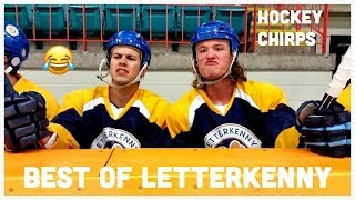Best Of Letterkenny | Hockey Players