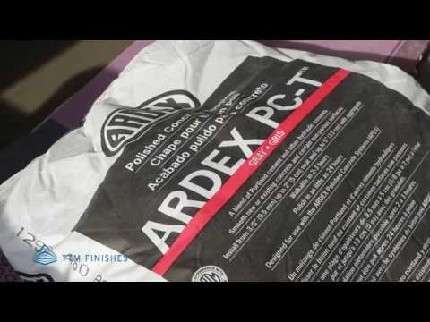 ARDEX PC-T™ Polishable Concrete Topping