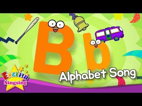 Alphabet Song - Alphabet 'B' Song - English song for Kids