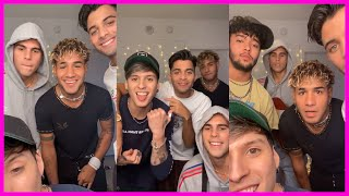 CNCO - Beso Instagram live 💋🔥