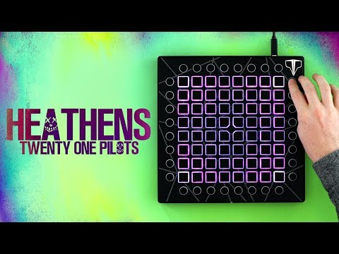 Twenty One Pilots - Heathens // Launchpad Remix