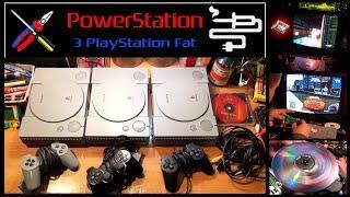3 PlayStation Fat (не читает, не играет, не включается) ██ ██ ██