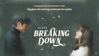 [Vietsub] Ailee (에일리) - Breaking Down   Doom At Your Service OST Part 1