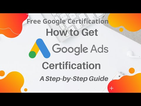 Learn Free Google Ads Certification Exam [Login for Free Google ...