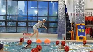 WBF Aquateam Hoony Hoon 180831아쿠아로빅