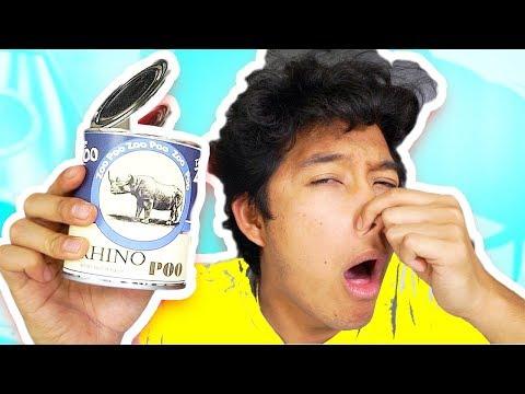 REAL RHINO POO?! Buying 6 Things Amazon Told Me To Buy!!