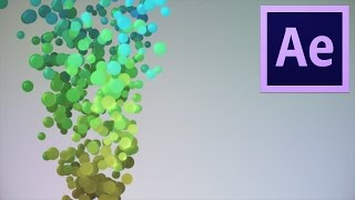 After Effects Tutorial: Rising Bubbles Using Particular