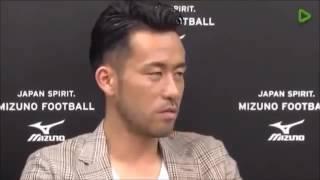 岡崎慎司と吉田麻也ゆるーいトーク2016年6月