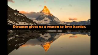 Beautiful Quotes About Love And Distance Funny Quotes About Love And Distance