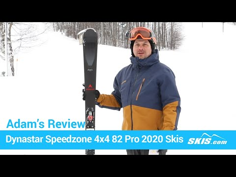Video: Dynastar Speedzone 4X4 82 Pro Skis 2020 1 50