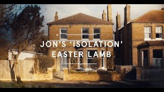 Jon's 'isolation' lamb recipe