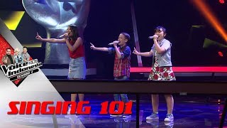 BEGINI CARA MENGHARMONISASIKAN SUARA! Part 1 | Singing 101 | The Voice Kids Indonesia S2 GTV 2017