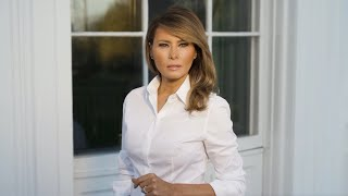 A Message From First Lady Melania Trump about Face Masks