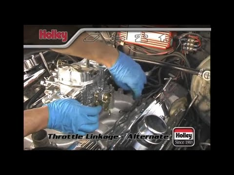 Overview Of A Holley 4150 Mechanical Secondary Carburetor