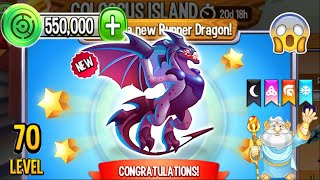 Dragon City: Obscure Darkness Dragon, plus all Dusk vs Dawn Island | Completed 2020 😱