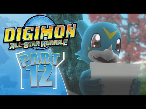 Digimon All-Star Rumble - Veemon Story - VEEMON IS THE BEST!!! (Finale)