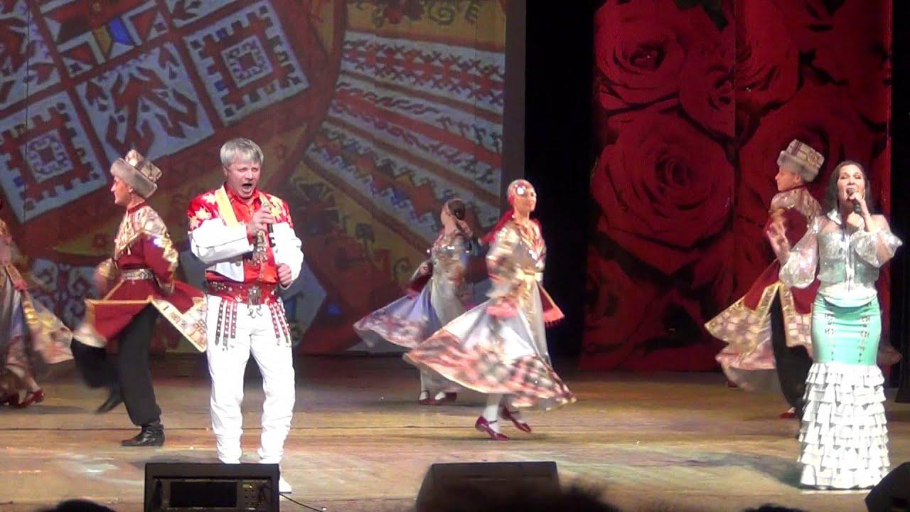 Вячеслав Христофоров, Марта Зайцева — Яра пар [10.03.2012]