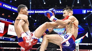 FULL | Muay Thai Super Champ | 26/05/62 | ช่อง8 มวยไทยซุปเปอร์แชมป์