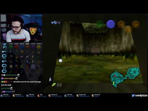 DOWNLOAD: Ocarina of Time Randomizer (With Entrance