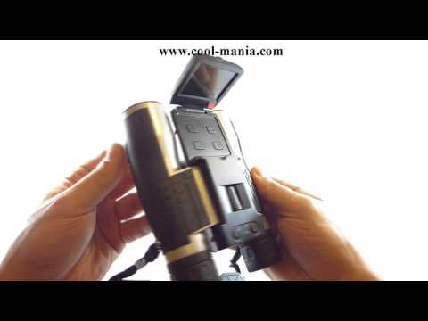 Digitális távcső 12x32 zoom kamera 5MP CMOS érzékelő 2.0 '' TFT Full HD 1080p új eladó - 14990 Ft - (meghosszabbítva: 2852000678) - Vatera.hu Kép