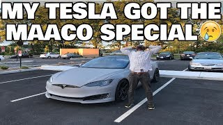 I Took my TESLA to MAACO, The Result Won't Shock You